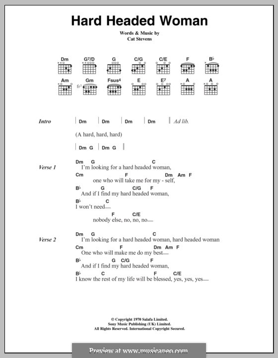father and son chords pdf