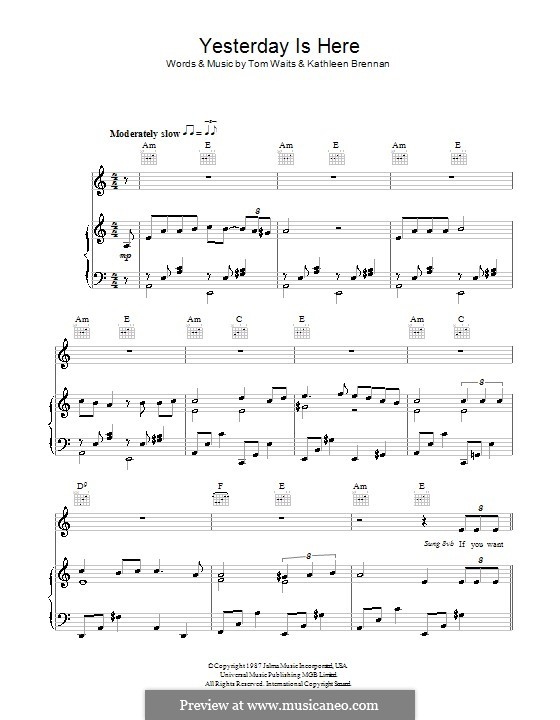 yesterday piano chords Tags : yesterday piano chords piano chords ...