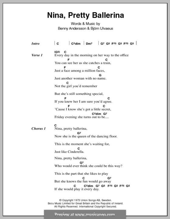 Benny Andersson – Anthem Lyrics | Genius Lyrics