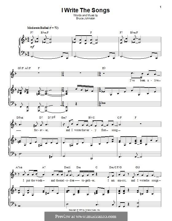 Create, play and print beautiful sheet music