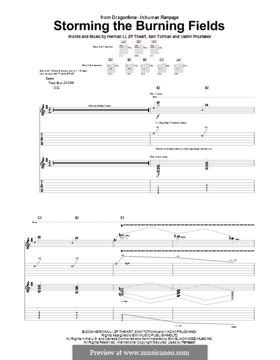 Avant La Tempête (Instrumental) by Dragonforce on Amazon ...