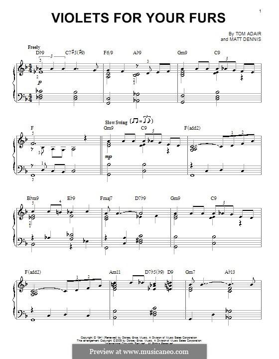 high hopes frank sinatra sheet music pdf