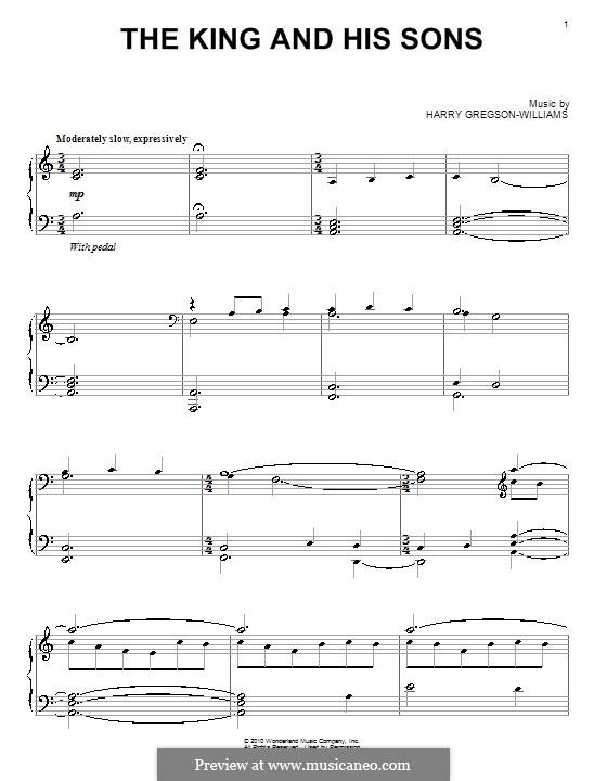 concerning hobbits sheet music