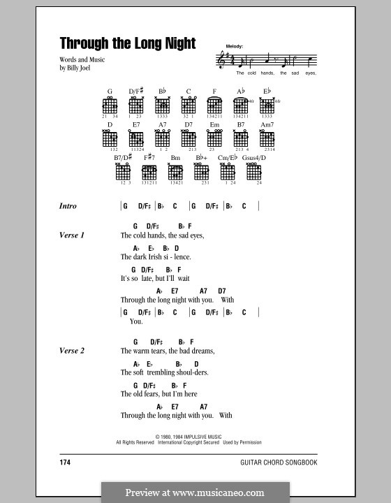 Piano Chords For Piano Man Billy Joel Billy Joel Piano Man The