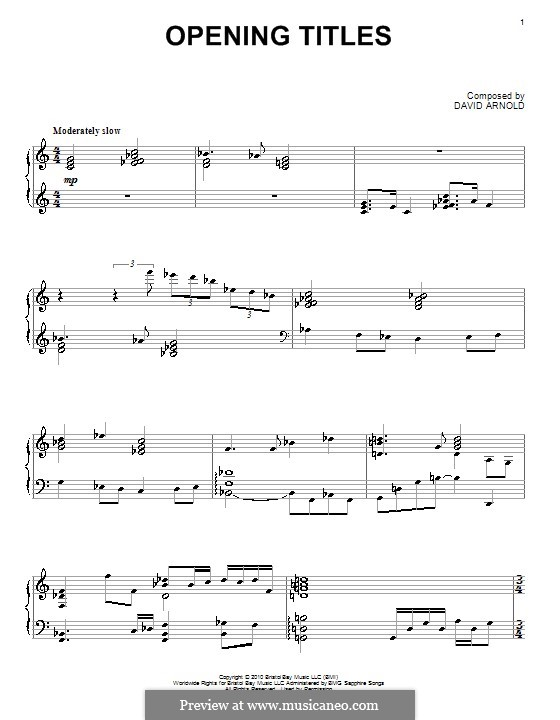 sherlock theme piano sheet music pdf