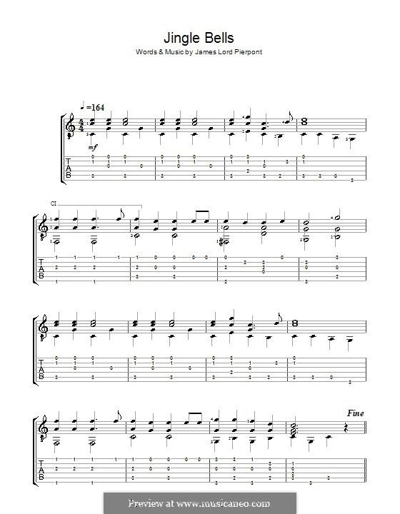 Guitar : guitar tabs jingle bells acoustic Guitar Tabs and Guitar ...