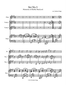 Fiddle Set No.3: Fiddle Set No.3 by folklore