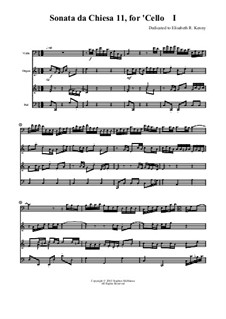 Sonata No.10 for 'Cello: Sonata No.10 for 'Cello by Stephen McManus