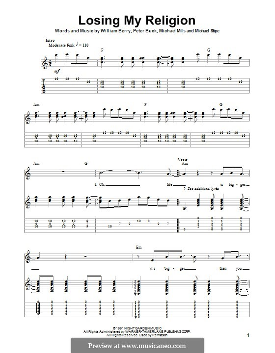 Mandolin mandolin tabs rem losing my religion : Mandolin : mandolin chords rem losing my religion Mandolin Chords ...