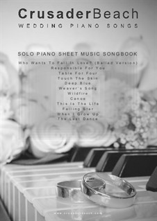 Wedding Piano Songs - Songbook: Wedding Piano Songs - Songbook by Adrian Webster