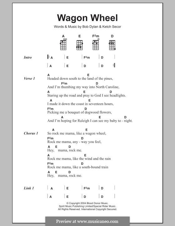 Mandolin : mandolin chords wagon wheel Mandolin Chords Wagon as ...