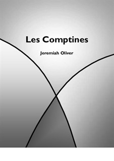 Les Comptines: Les Comptines by Jeremiah Oliver