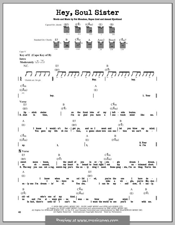 Ukulele : ukulele chords for hey soul sister Ukulele Chords For Hey and Ukulele Chordsu201a Ukulele ...