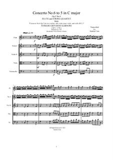 Adagio albinoni quartet pdf