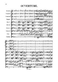 Complete Cycle: Full score by Johann Sebastian Bach