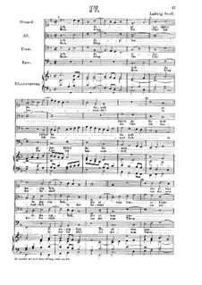 Ach Jupiter hätt'st du Gewalt: Ach Jupiter hätt'st du Gewalt by Ludwig Senfl