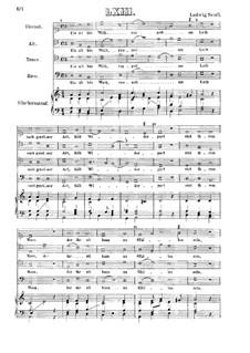 Ein alt bös Weib, runzelt am Leib : Ein alt bös Weib, runzelt am Leib  by Ludwig Senfl