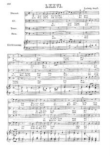 Elend bringt Pein dem Herzen mein: Elend bringt Pein dem Herzen mein by Ludwig Senfl