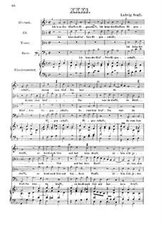 Ich kenn des Klaffers Eigenschaft: Ich kenn des Klaffers Eigenschaft  by Ludwig Senfl