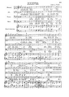 Lieb, üb dein Heil : Lieb, üb dein Heil  by Ludwig Senfl