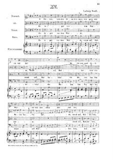 O Elslein, liebstes Elselein mein : O Elslein, liebstes Elselein mein  by Ludwig Senfl