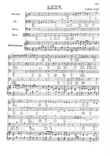 Rosina, wo was dein Gestalt: Für vier Stimmen und Klavier by Ludwig Senfl