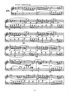 Sonata No.278 in F Major, K.437 L.278 P.499: Sonata No.278 in F Major by Domenico Scarlatti