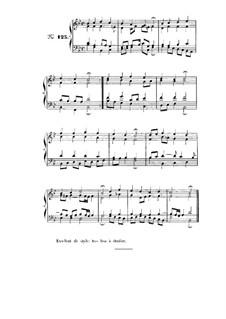 Choix de chorals: Choral No.125 by Johann Sebastian Bach