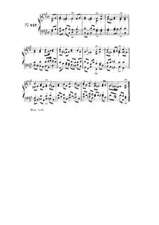 Choix de chorals: Choral No.147 by Johann Sebastian Bach