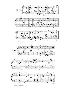 Choix de chorals: Choral No.149 by Johann Sebastian Bach