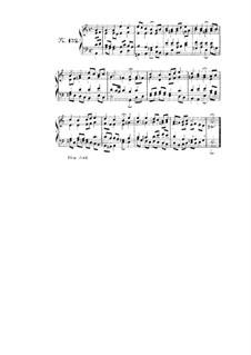 Choix de chorals: Choral No.152 by Johann Sebastian Bach