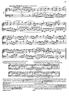 Little Prelude in E Minor, BWV 941: Arrangement for piano by Johann Sebastian Bach