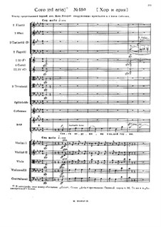 Fragments (Alternative Versions): Act IV, No.18a, 18b by Mikhail Glinka