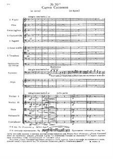 Fragments (Alternative Versions): Act IV, No.20 by Mikhail Glinka