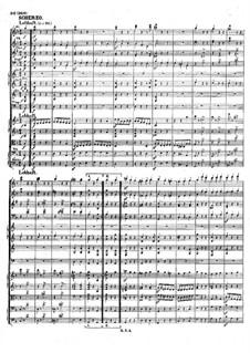 Symphony No.4 in D Minor, Op.120: Movement III by Robert Schumann