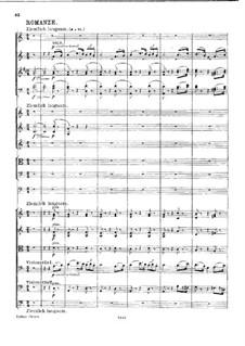 Symphony No.4 in D Minor, Op.120: Movements II-IV by Robert Schumann