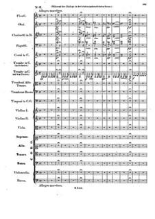 Musik zu Athalia (Music to Athalie), Op.74: No.6 Choir 'Ja, durch die ganze Welt' by Felix Mendelssohn-Bartholdy