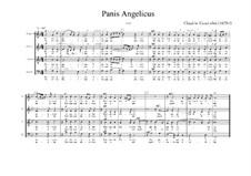 Panis Angelicus: Panis Angelicus by Claudio Casciolini