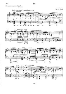 Four Fairy Tales, Op.34: Tale No.4 by Nikolai Medtner