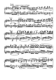 Sonata-Ballada for Piano in F Sharp Major, Op.27: Movement III by Nikolai Medtner