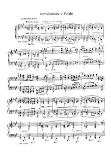 Sonata-Ballada for Piano in F Sharp Major, Op.27: Movement II by Nikolai Medtner