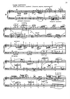 No.9 in F Minor, BWV 795: For harpsichord by Johann Sebastian Bach