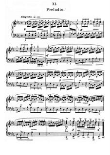 Prelude in E Flat Major: Prelude in E Flat Major by Johann Sebastian Bach