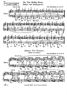 No.9-10: No.9-10 by Robert Schumann