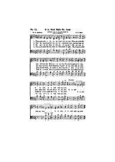 It Is Well with My Soul: For choir by Philip Paul Bliss