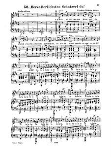 Herzallerliebstes Schatzerl du: Herzallerliebstes Schatzerl du by Friedrich Wilhelm Kücken
