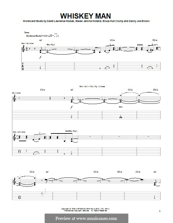 flirting with disaster molly hatchet guitar tabs free printable free online