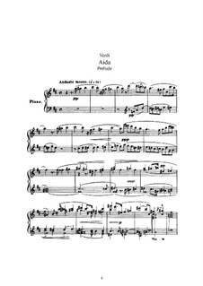 Vollständiger Oper: Klavierauszug mit Singstimmen by Giuseppe Verdi