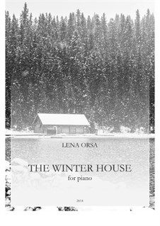 The Winter House: The Winter House by Elena Borisova