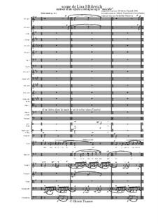 Suicide. Opera comique: Scene de Lisa I Bilevich by Hristo Tsanov